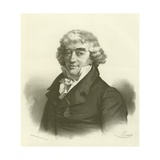 Gerard Van Spaendonck, Dutch Artist Giclee Print by Nicolas Andre Monsiau
