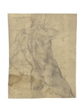 Male Nude Giclee Print