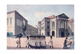 Estates Theatre, Prague, C.1810 Giclee Print