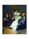 Friends Giclee Print by Francis Coates Jones