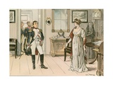 Queen Louise of Prussia Giclee Print by Carl Rohling