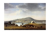 Blue Hill, Maine, Usa, C.1853-57 Giclee Print by Fitz Henry Lane