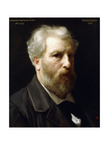 Self Portrait, 1886 Giclee Print by William Adolphe Bouguereau