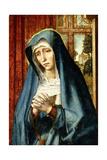 The Mater Dolorosa, C.1509-1511 Giclee Print by Colijn de Coter