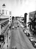 Las Olas Boulevard, Fort Lauderdale, C.1945 Photographic Print