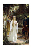 My Fair Lady, 1914 Giclee Print by Edmund Blair Leighton