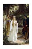 My Fair Lady, 1914 Giclee Print by Edmund Blair Leighton