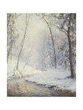 Early Snow Giclee Print by Walter Launt Palmer