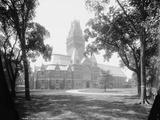 Memorial Hall, Harvard College, C.1899 Photographic Print