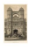 Brereton, Cheshire Giclee Print by Joseph Nash