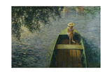 The Boat on the Marne, 1905 Giclee Print by Henri Lebasque
