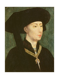 Philippe Le Bon Giclee Print by Rogier van der Weyden
