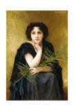 Reflection, 1898 Giclee Print by William Adolphe Bouguereau