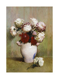 Chrysanthemums, 1893 Giclee Print by Emil Carlsen