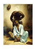 The Barber of Suez Giclee Print by Leon Joseph Florentin Bonnat