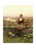 Marie Giclee Print by Daniel Ridgway Knight