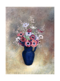 Anemones in a Jug, 1910-15 Giclee Print by Odilon Redon
