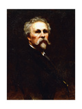 Self-Portrait Giclee Print by Eastman Johnson