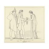 Orestes Giclee Print by John Flaxman