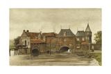 Koppelpoort, Amersfoort, Netherlands Giclee Print by  Dutch School