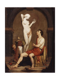 Pygmalion, 1851 Giclee Print