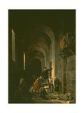 Jacques De Stella Giclee Print by Francois-Marius Granet