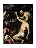 The Martyrdom of Saint Lawrence Giclee Print by Jusepe de Ribera