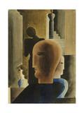 Hk 1926, 1926 Giclee Print by Oskar Schlemmer