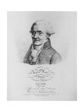 Bon-Joseph Dacier Giclee Print by Julien Leopold Boilly