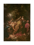 The Seizure of Christ Giclee Print by Sir Anthony van Dyck