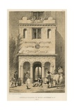 Porch, Cranbourne, Dorset Giclee Print by Joseph Nash