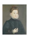 Infanta Isabella Clara Eugenia Giclee Print by Sofonisba Anguissola