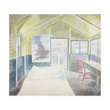 The Operations Room Giclee Print by Eric Ravilious