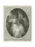 Scene from Othello, by William Shakespeare Giclee Print by Henry Singleton