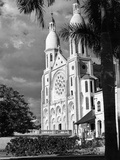 Cathedral in Port-Au-Prince, 1952 Photographic Print