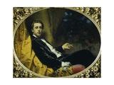 Portrait of Nicola Massa Giclee Print by Tranquillo Cremona
