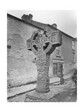 Ancient Cross, Kells, County Meath, 1870S Giclee Print by Robert French