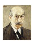 Self-Portrait Giclee Print by Max Liebermann