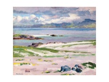 Towards Mull from Choc Ard Anraidh, Iona, C.1928 Giclee Print by Francis Campbell Boileau Cadell