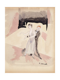 Dancers Giclee Print by Charles Demuth