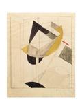 Proun 19, 1920 Giclee Print by Eliezer Markowich Lissitzky