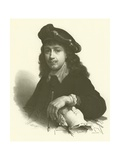 Gerrit Dou, Dutch Artist Giclee Print by Gerrit or Gerard Dou