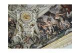 Apotheosis Giclee Print by Pietro da Cortona