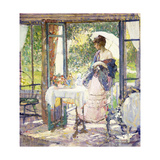 The Sun Room Giclee Print by Richard Edward Miller
