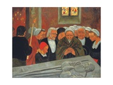 Prayer to Saint Herbot, or the Pardon, 1893 Giclee Print by Paul Serusier