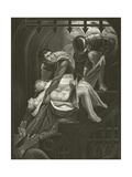 Murder of the Two Princes Giclee Print by James Northcote