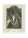 Coriolanus, Act V, Scene III Giclee Print by Joseph Kenny Meadows
