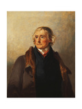 Thomas Jefferson, 1856 Giclee Print by Thomas Sully