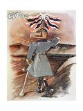 Kaiser Wilhelm II Giclee Print by Emmanuel Poire Caran D'ache
