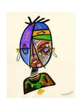 Just Me, 2013 Giclee Print by Oglafa Ebitari Perrin